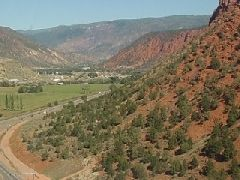 Glenwood Springs Approach