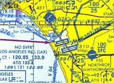 Los Angeles Special Flight Rules Corridor